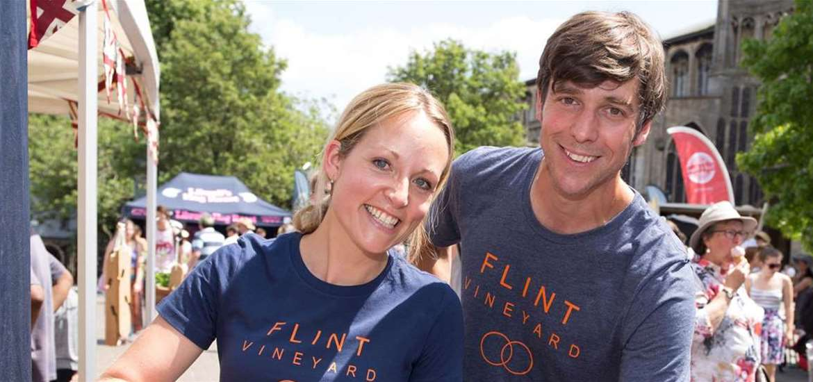 Flint Vineyard - FD - Food and Drink festival