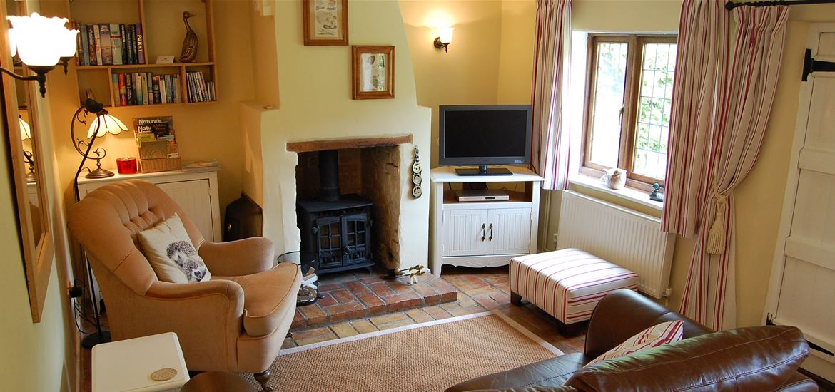 Hare Lodge Sitting Room