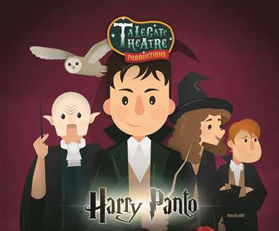 Harry Panto & The Chamber Pot of Secrets