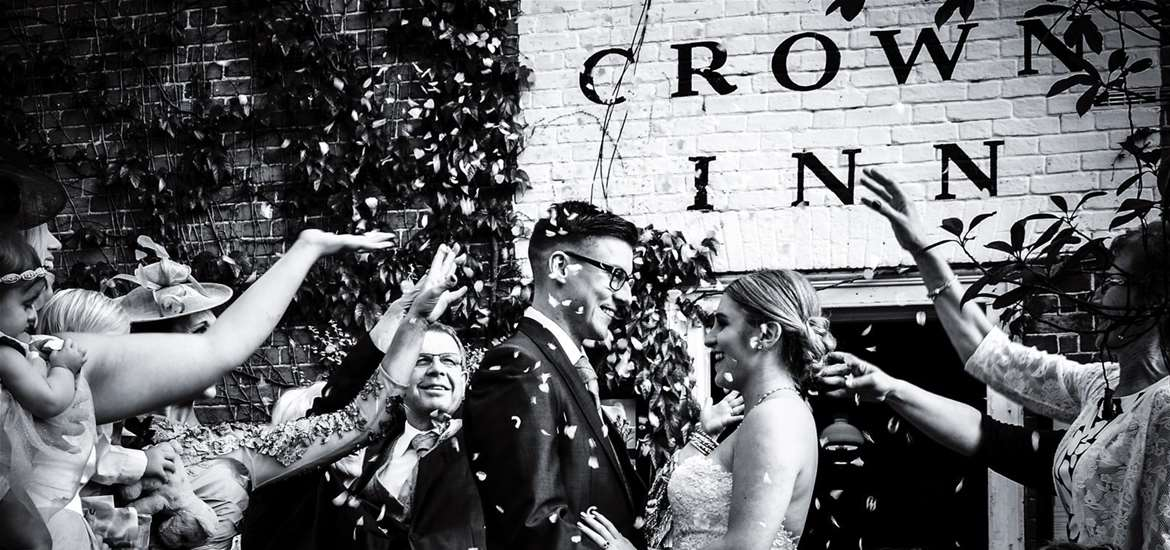 The Westleton Crown Weddings