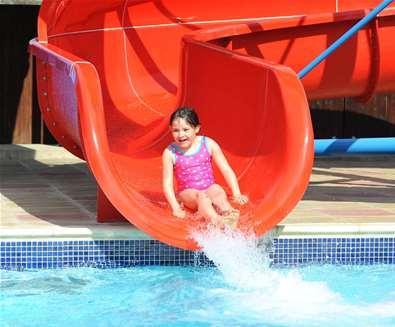 WTS - Heathland Beach - Child on Slide