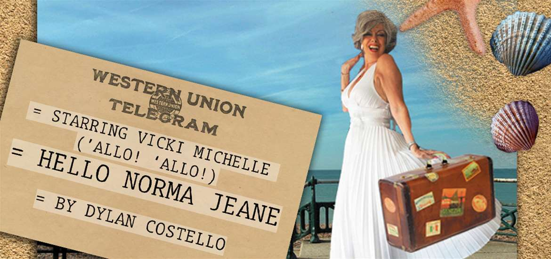 TTDA - MTP Theatre on the Coast - Hello Norma Jeane,