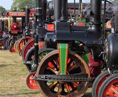 45th Grand Henham Steam..