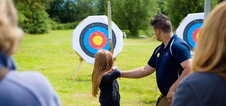 Weddings - High Lodge Leisure - Archery