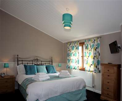 High Lodge Leisure Bedroom