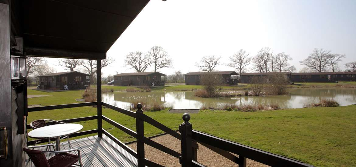 Weddings - High Lodge Leisure - View from Lodges