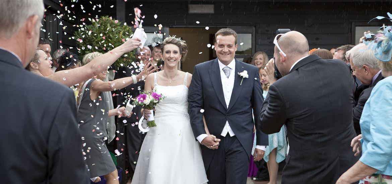 High Lodge Wedding