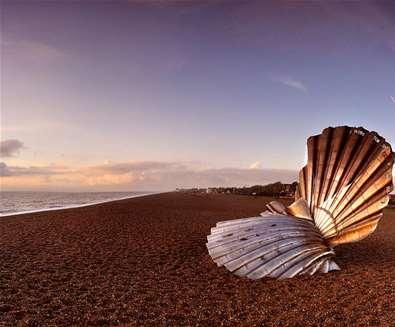 Win a winter seaside break in Aldeburgh