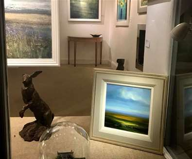 RAW SUFFOLK - Top Galleries - (c) The Hunter Gallery