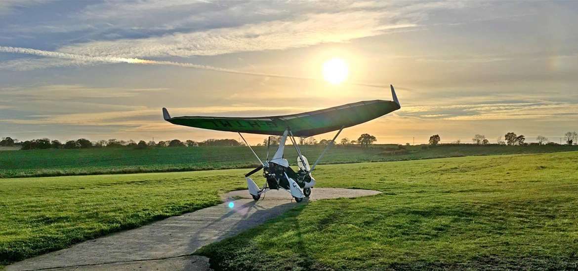 TTDA - Beccles Airsports - Microlight