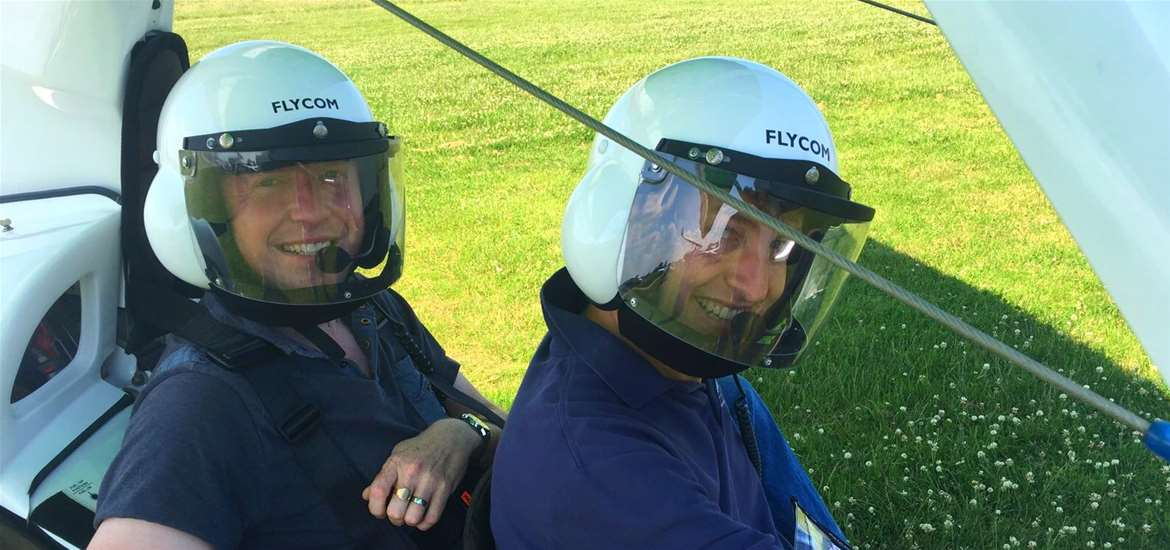 TTDA - Beccles Airsports - Microlight Pilot