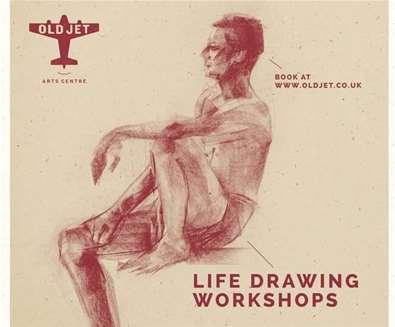 Life Drawing Day at..