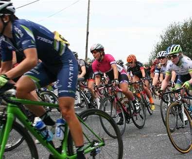 TTDA - Cycling - womens tour