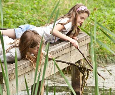 Pond dipping at Rendlesham - (c) Emily Fae Photography