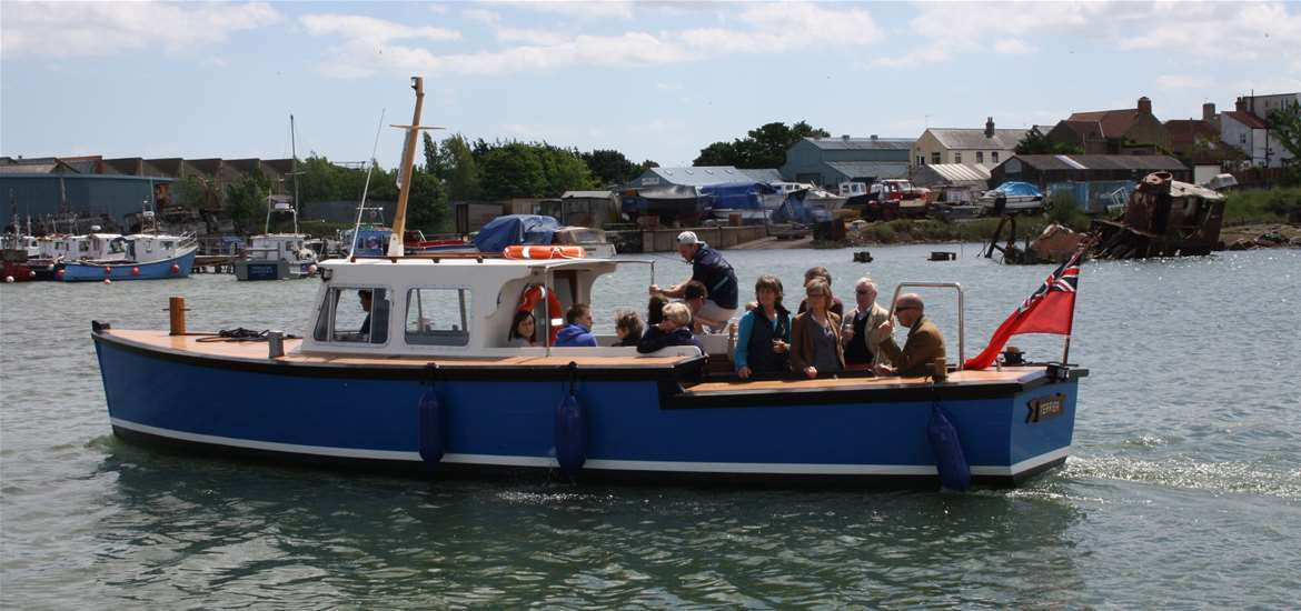 Lowestoft Water Taxi - Atttractions