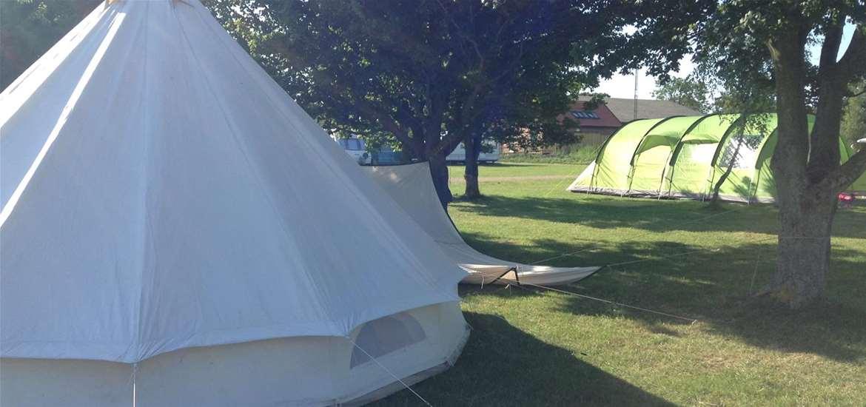 WTS - Haw Wood Farm - Tent