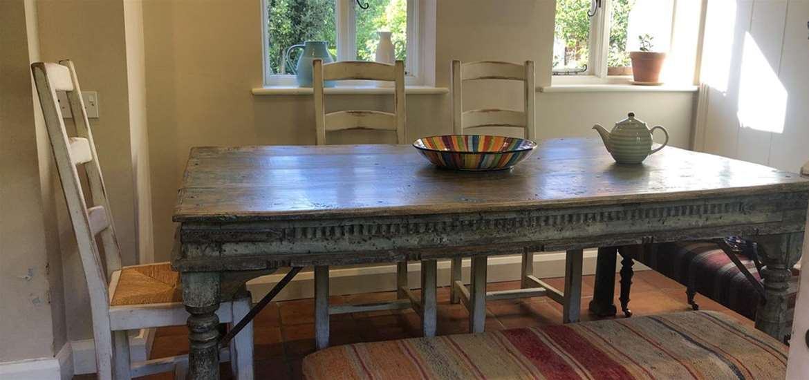 WTS - Crown House - Dining table