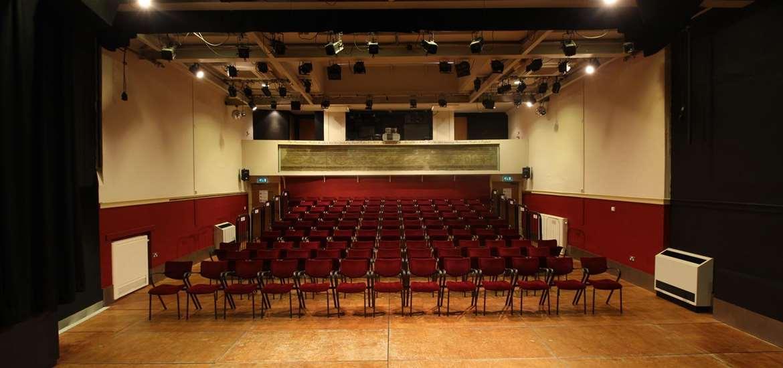 TTDA - Fisher Theatre - The auditorium