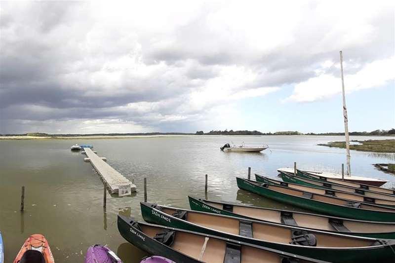 Towns & Villages - Snape - Iken Canoe
