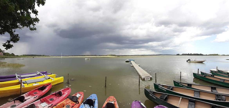 TTDA - Iken Canoe - The River Alde
