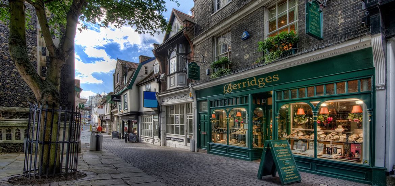 Top  Restaurants In Ipswich
