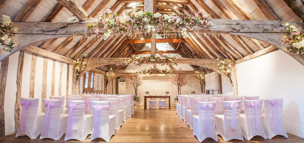 Weddings at Isaacs on the Quay - Ceremony Room