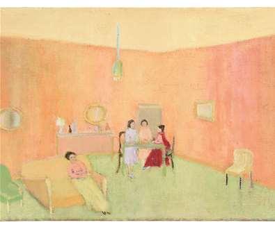 Artist Residency Open Studio