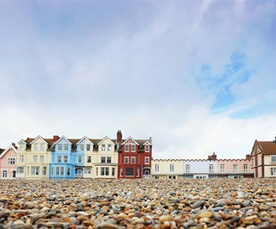 James Fletcher On His Suffolk Coast