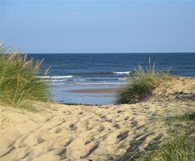 TTDA - Walberswick Beach - (c) Jane Calverley