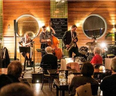 Jazz East at The Alex Brasserie