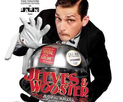 Jeeves and Wooster in..