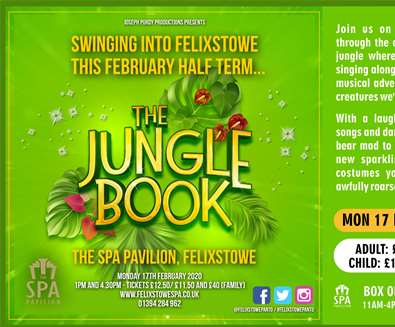 The Jungle Book at..
