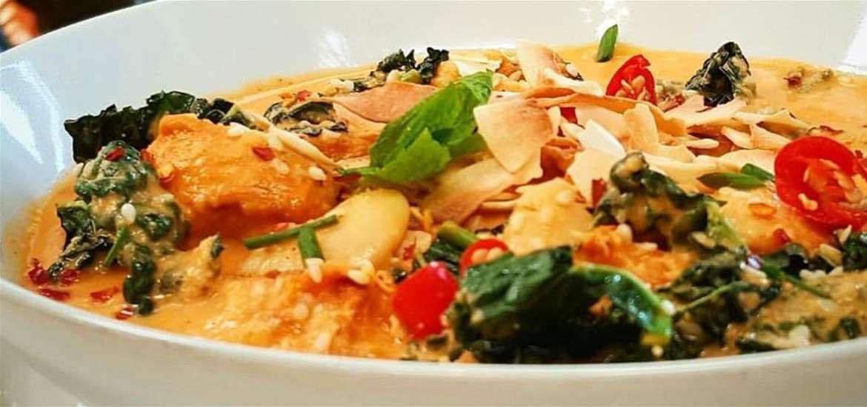 FD - Urban Jungle Cafe - Jungle Curry