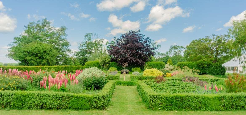 Weddings - Kenton Hall Estate - Gardens