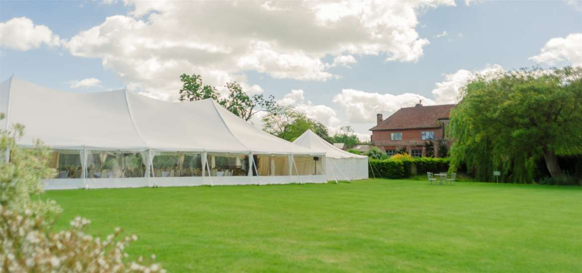 Weddings - Kenton Hall Estate - Marquee
