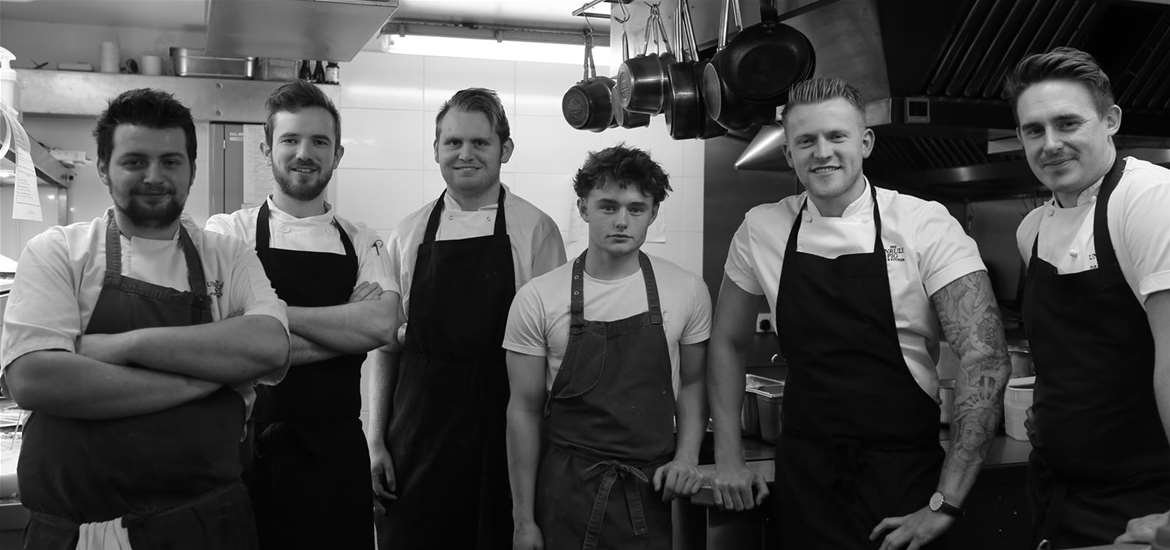 The Unruly Pig Kitchen Crew