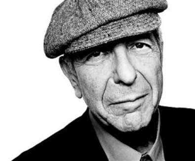 Keith James - The Songs of Leonard Cohen
