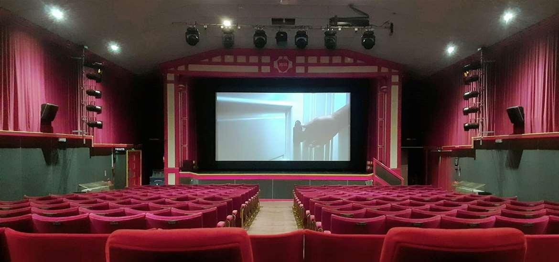 TTDA - Leiston Film Theatre - Auditorium