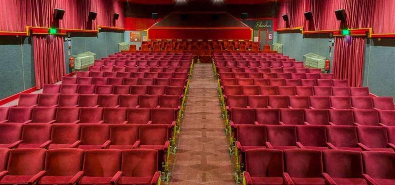 TTDA - Leiston Film Theatre - View of Auditorium