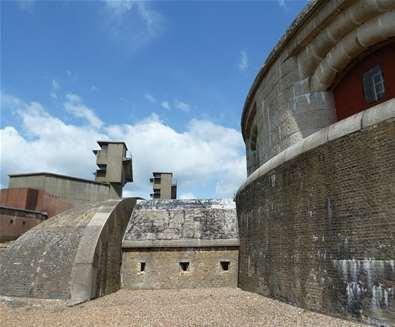 TTDA - Landguard Fort - Fort