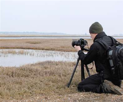 Photography Taster Day<br> on RSPB Havergate Island