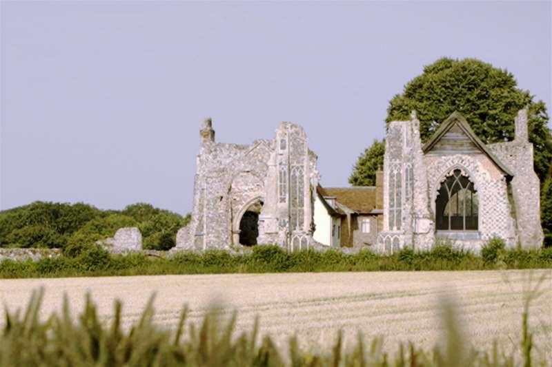 Leiston Abbey - Suffolk Coast