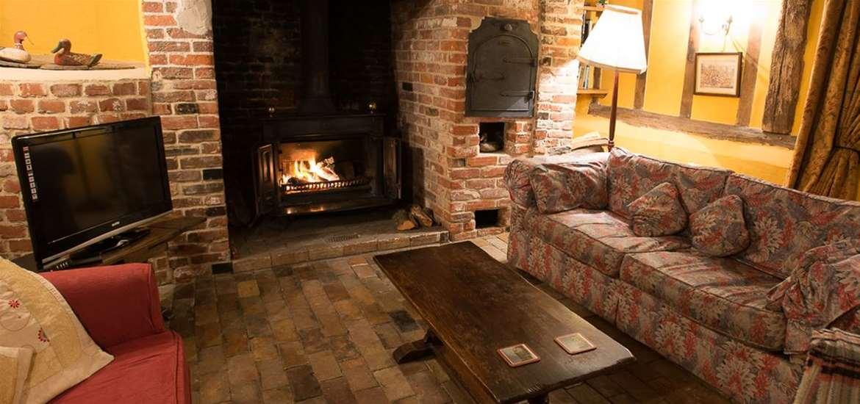 WTS - Suffolk Coastal Cottages - Leman Cottage Interior
