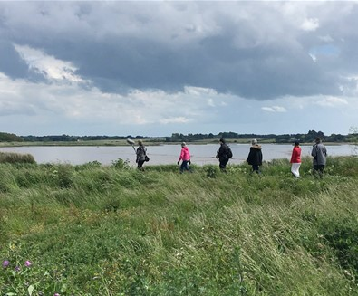 Listening Walks at Snape Maltings