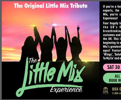 Little Mix Experience at..