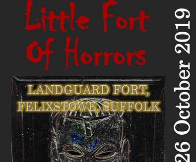 Little Fort of Horrors at Landguard Fort
