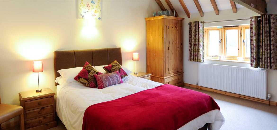 Lodge Farm Granary Double Room