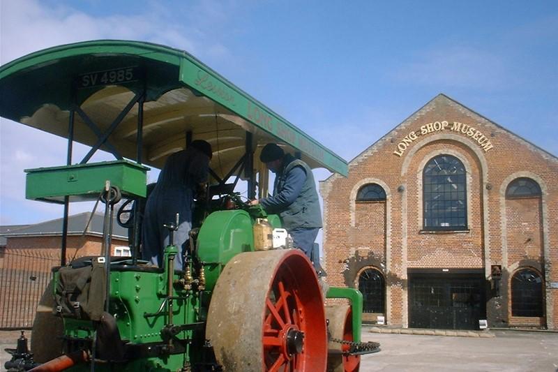The Long Shop Museum - Leiston - Suffolk