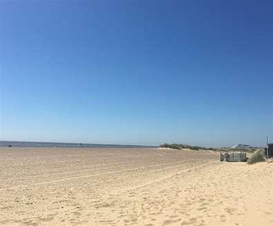 Beaches along The Suffolk Coast