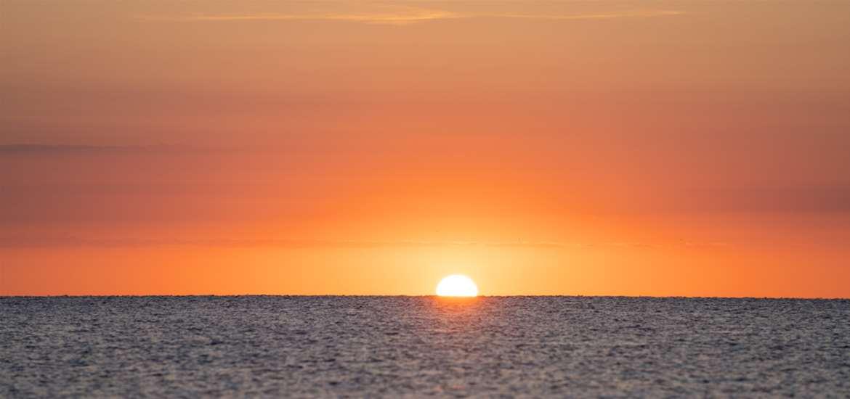Lowestoft Sunrise Suffolk Coast
